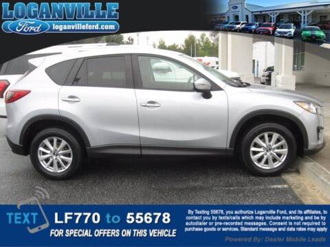 2016 Mazda CX-5 for sale at Loganville Ford in Loganville GA