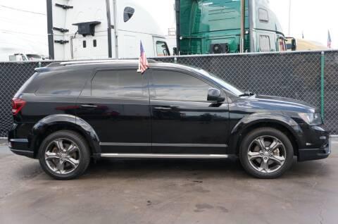 2015 Dodge Journey for sale at MATRIX AUTO SALES INC in Miami FL