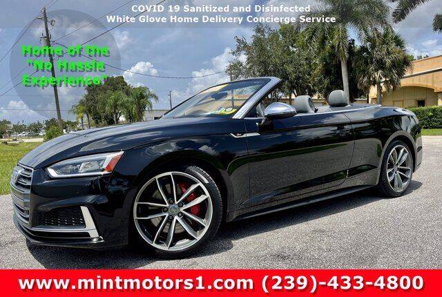 2018 Audi S5 for sale in Fort Myers, FL