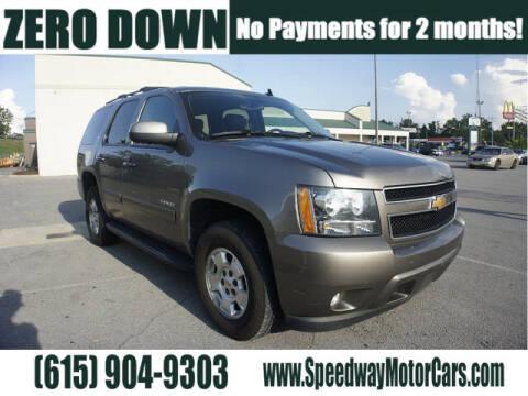 2012 Chevrolet Tahoe for sale at Speedway Motors in Murfreesboro TN
