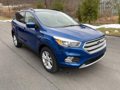 2018 Ford Escape for sale at Hawkins Chevrolet in Danville PA