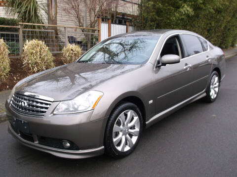 2006 Infiniti M35 for sale at Eastside Motor Company in Kirkland WA