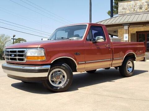 1994 Ford F-150 for sale at Tyler Car  & Truck Center in Tyler TX