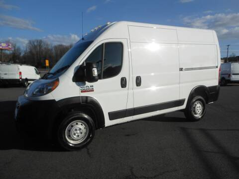 2019 RAM ProMaster Cargo for sale at Benton Truck Sales - Cargo Vans in Benton AR