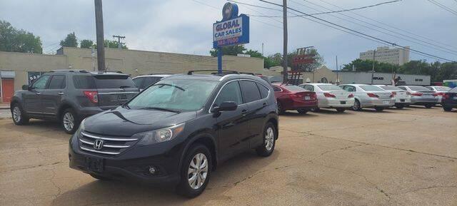 2012 Honda CR-V for sale at Suzuki of Tulsa - Global car Sales in Tulsa OK