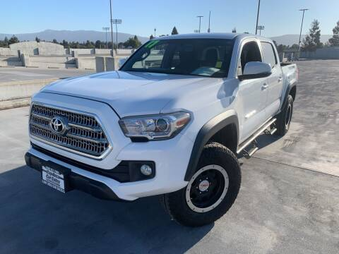 2017 Toyota Tacoma for sale at BAY AREA CAR SALES in San Jose CA