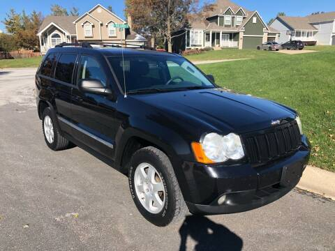 2010 Jeep Grand Cherokee for sale at Nice Cars in Pleasant Hill MO