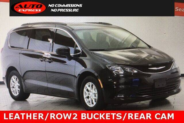 2020 Chrysler Voyager for sale at Auto Express in Lafayette IN