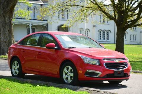 2016 Chevrolet Cruze Limited for sale at Digital Auto in Lexington KY