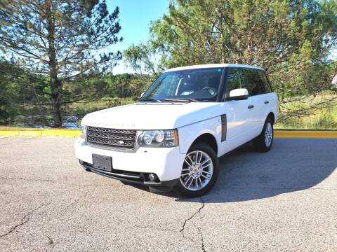 2011 Land Rover Range Rover for sale at Excalibur Auto Sales in Palatine IL