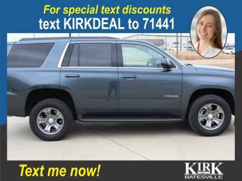 2019 Chevrolet Tahoe for sale at Kirk Brothers Batesville in Batesville MS