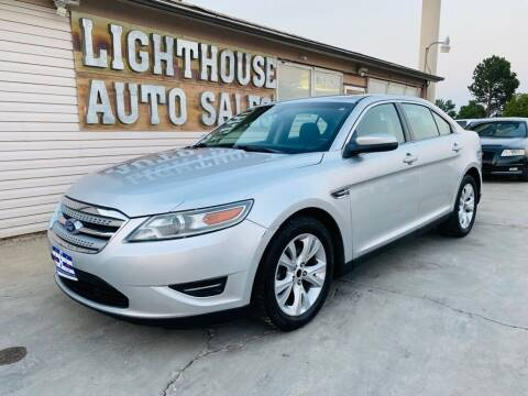 2011 Ford Taurus for sale at Lighthouse Auto Sales LLC in Grand Junction CO