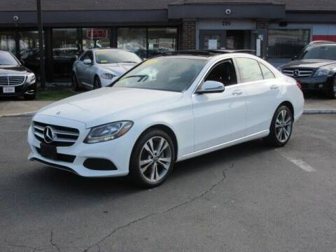 2018 Mercedes-Benz C-Class for sale at Lynnway Auto Sales Inc in Lynn MA