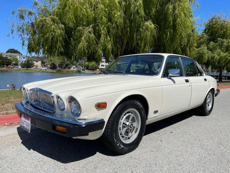 1987 Jaguar XJ-Series for sale at Dodi Auto Sales in Monterey CA