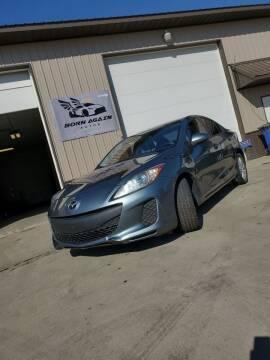 2012 Mazda MAZDA3 for sale at Born Again Auto's in Sioux Falls SD