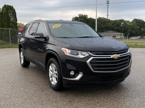 2019 Chevrolet Traverse for sale at Betten Baker Preowned Center in Twin Lake MI