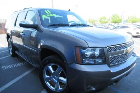 2011 Chevrolet Suburban for sale at Choice Auto & Truck in Sacramento CA