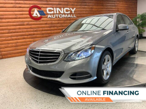 2014 Mercedes-Benz E-Class for sale at Dixie Motors in Fairfield OH