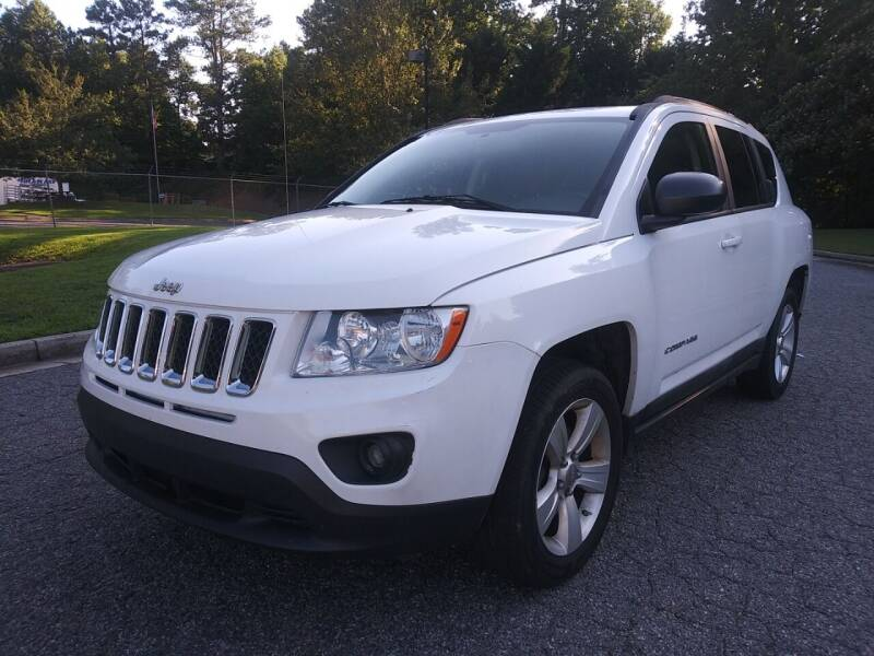 2011 Jeep Compass for sale at Final Auto in Alpharetta GA