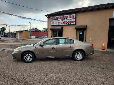 2006 Buick Lucerne for sale at SELLECT AUTO INC in Philadelphia PA