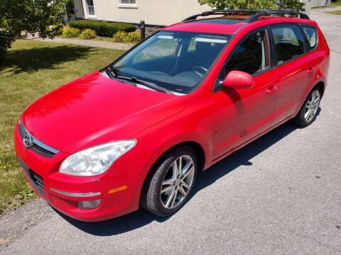 2010 Hyundai Elantra Touring for sale at Wallet Wise Wheels in Montgomery NY