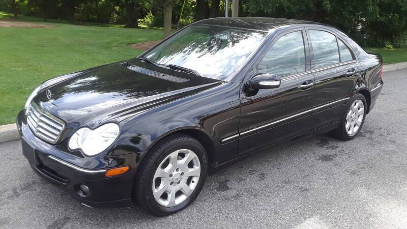2006 Mercedes-Benz C-Class for sale at Jan Auto Sales LLC in Parsippany NJ