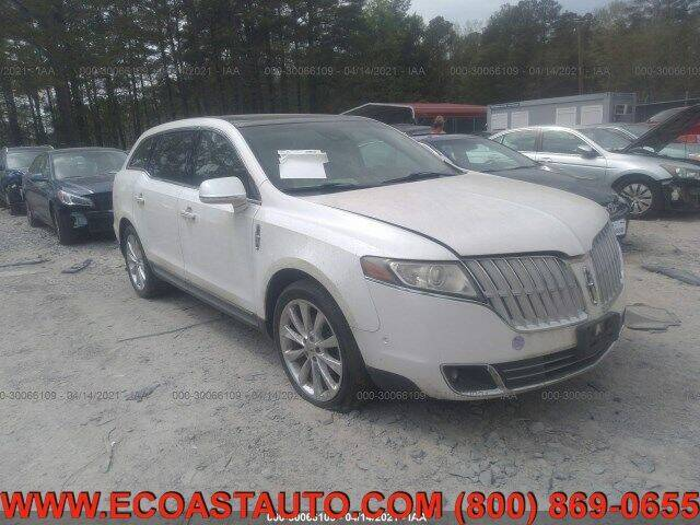 2012 Lincoln MKT for sale at East Coast Auto Source Inc. in Bedford VA