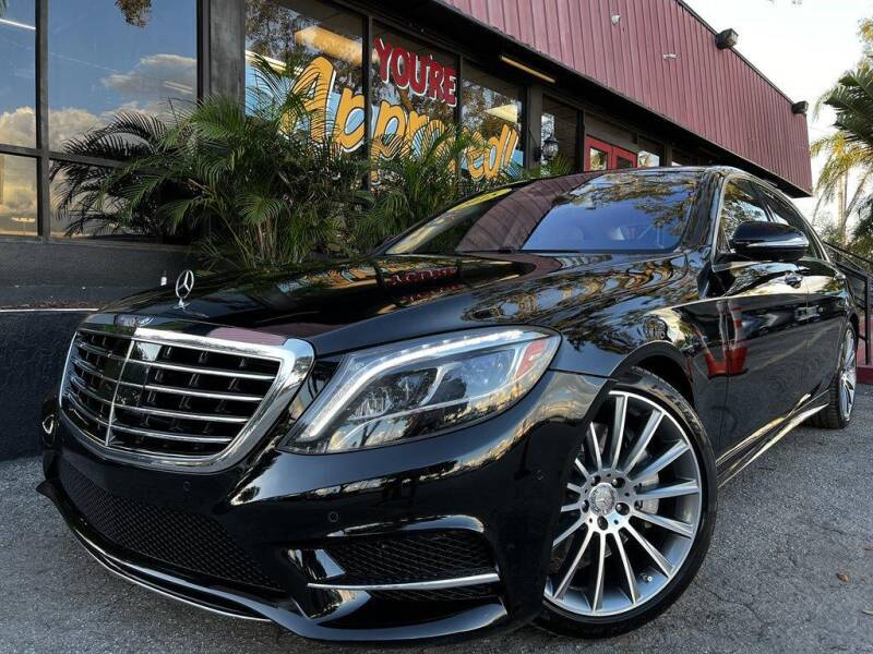 2015 Mercedes-Benz S-Class for sale at Cars of Tampa in Tampa FL