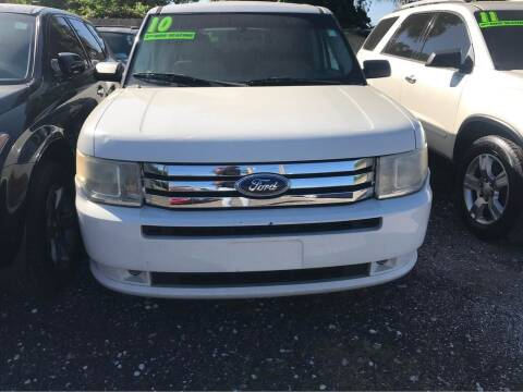 2010 Ford Flex for sale at ROCKLEDGE in Rockledge FL