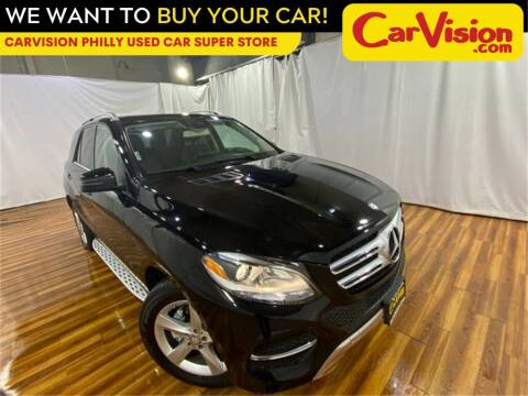 2017 Mercedes-Benz GLE for sale at Car Vision Mitsubishi Norristown - Car Vision Philly Used Car SuperStore in Philadelphia PA