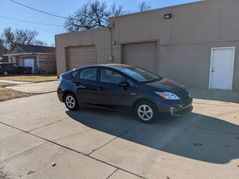2015 Toyota Prius for sale at McPherson Car Connection LLC in Mcpherson KS