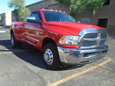 2017 RAM Ram Pickup 3500 for sale at COPPER STATE MOTORSPORTS in Phoenix AZ