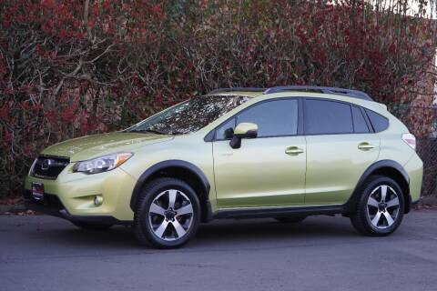 2014 Subaru XV Crosstrek for sale at Beaverton Auto Wholesale LLC in Aloha OR
