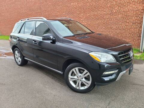 2014 Mercedes-Benz M-Class for sale at Minnesota Auto Sales in Golden Valley MN