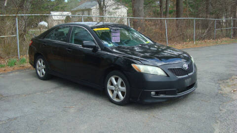 2009 Toyota Camry for sale at Southeast Motors INC in Middleboro MA