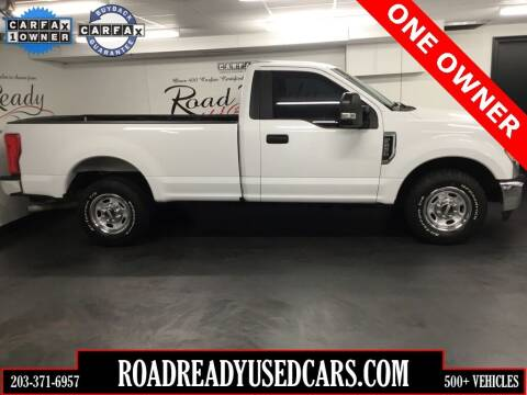 2017 Ford F-250 Super Duty for sale at Road Ready Used Cars in Ansonia CT