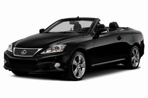 2014 Lexus IS 350C for sale at Coast to Coast Imports in Fishers IN