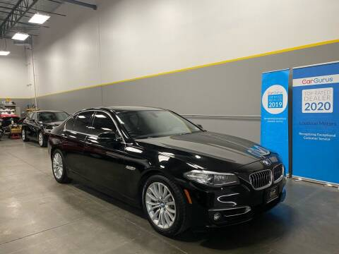2015 BMW 5 Series for sale at Loudoun Motors in Sterling VA