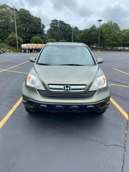 2007 Honda CR-V for sale at Dalia Motors LLC in Winder GA
