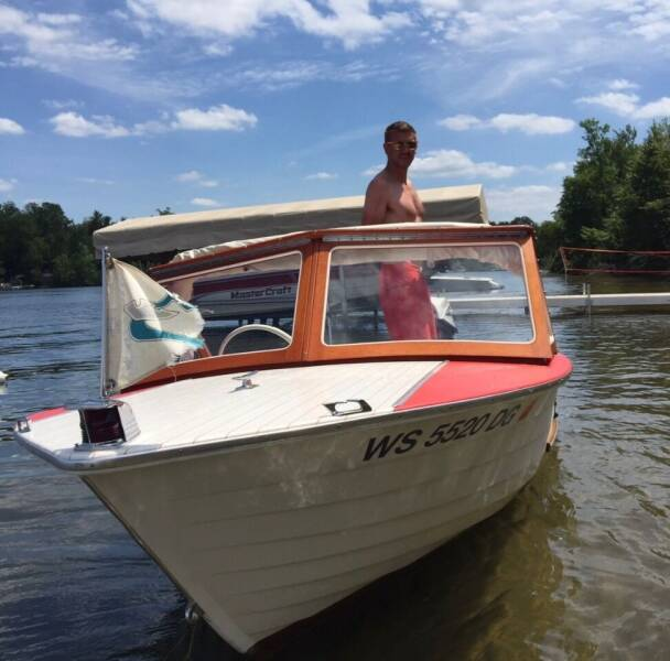 1964 Cruiser Yachts Oconto Cruiser for sale at Firl Auto Sales in Fond Du Lac WI