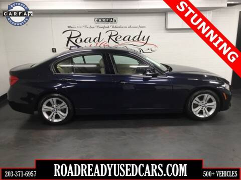 2016 BMW 3 Series for sale at Road Ready Used Cars in Ansonia CT