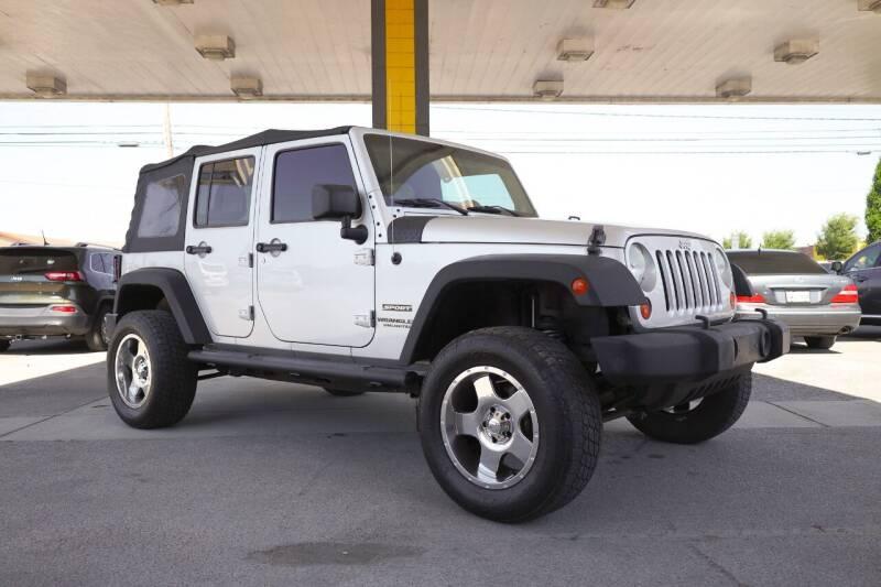 2011 Jeep Wrangler Unlimited for sale at Star Auto Inc. in Murfreesboro TN