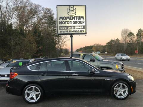 2013 BMW 5 Series for sale at Momentum Motor Group in Lancaster SC
