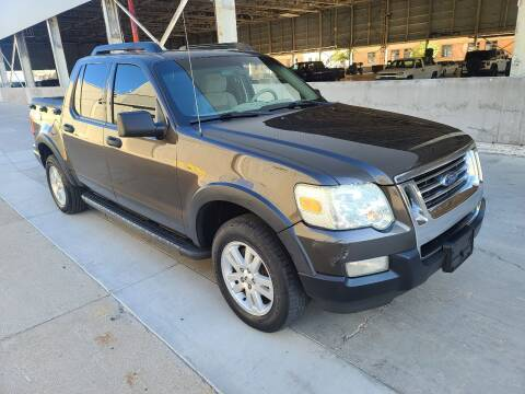 2007 Ford Explorer Sport Trac for sale at NEW UNION FLEET SERVICES LLC in Goodyear AZ