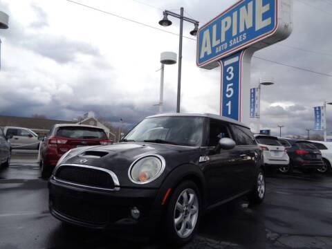 2010 MINI Cooper Clubman for sale at Alpine Auto Sales in Salt Lake City UT