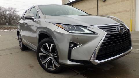 2019 Lexus RX 350L for sale at Prudential Auto Leasing in Hudson OH