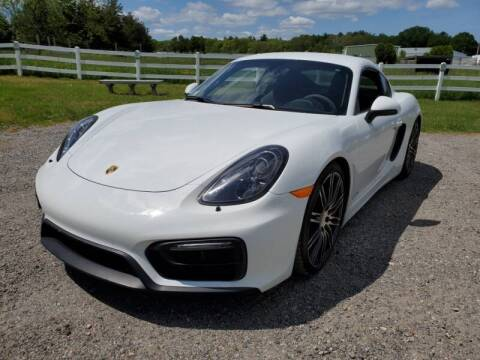 2015 Porsche Cayman for sale at The Car Store in Milford MA