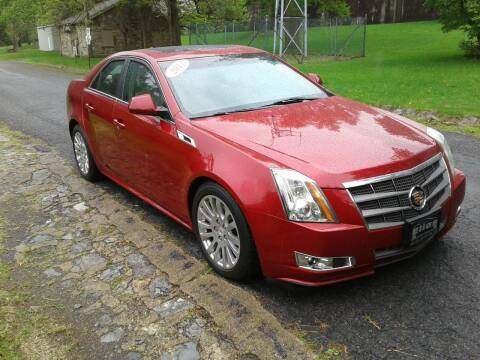 2011 Cadillac CTS for sale at ELIAS AUTO SALES in Allentown PA