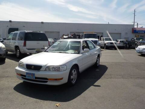 1998 Acura TL for sale at United Auto Land in Woodbury NJ