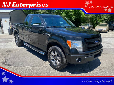2014 Ford F-150 for sale at NJ Enterprises in Indianapolis IN